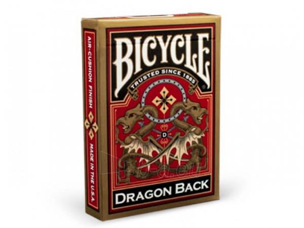 Bicycle Gold Dragon kortos Paveikslėlis 1 iš 15 251010000217