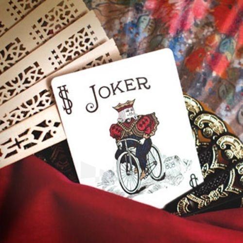 Bicycle Gold Dragon kortos Paveikslėlis 9 iš 15 251010000217