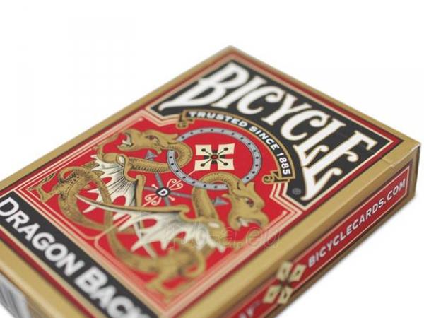 Bicycle Gold Dragon kortos Paveikslėlis 8 iš 15 251010000217
