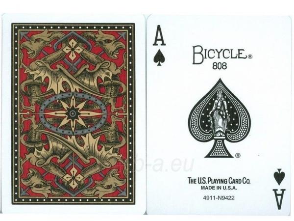 Bicycle Gold Dragon kortos Paveikslėlis 4 iš 15 251010000217