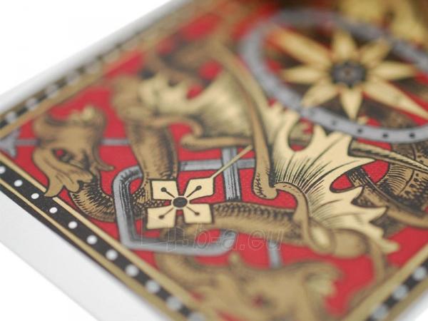 Bicycle Gold Dragon kortos Paveikslėlis 3 iš 15 251010000217