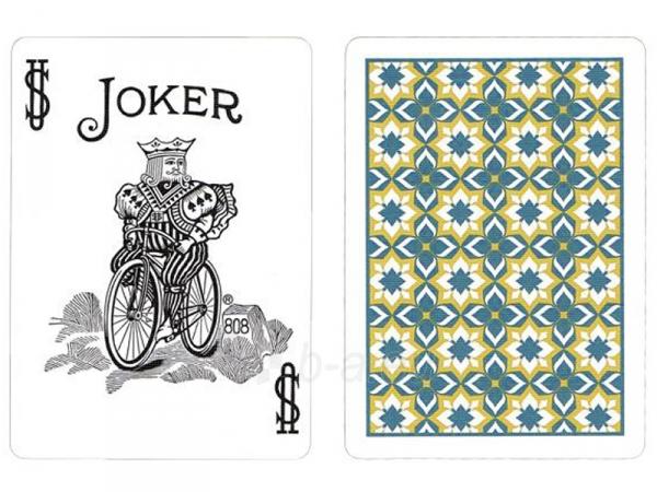 Bicycle Madison kortos (Turkio spalvos) Paveikslėlis 10 iš 12 251010000225