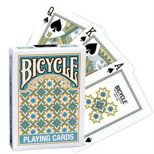 Bicycle Madison kortos (Turkio spalvos) Paveikslėlis 5 iš 12 251010000225