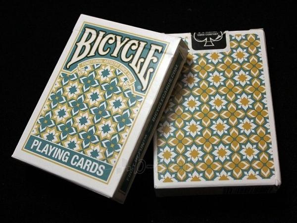 Bicycle Madison kortos (Turkio spalvos) Paveikslėlis 2 iš 12 251010000225