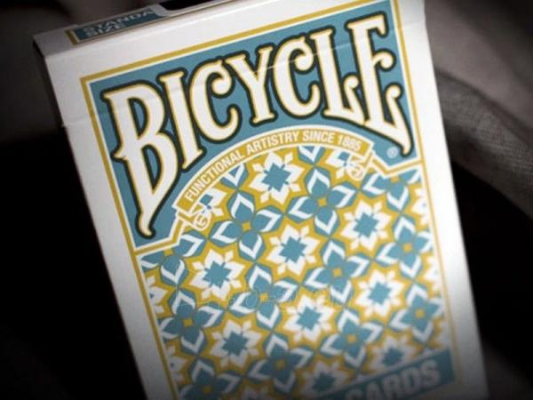 Bicycle Madison kortos (Turkio spalvos) Paveikslėlis 12 iš 12 251010000225