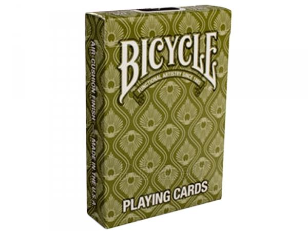 Bicycle Peacock kortos (Žalios) Paveikslėlis 1 iš 12 251010000228