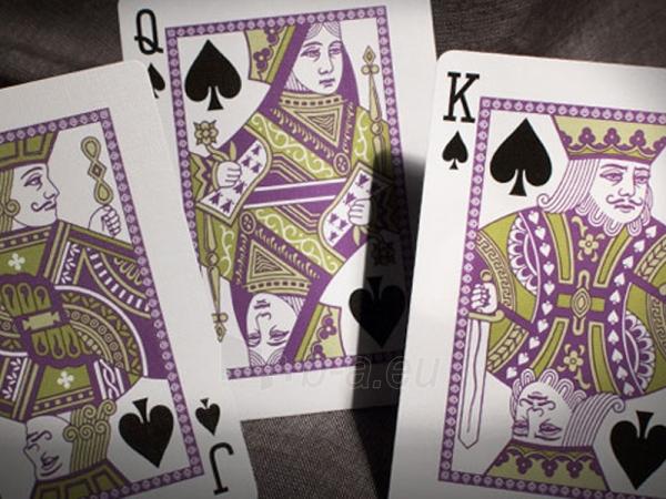 Bicycle Peacock kortos (Žalios) Paveikslėlis 8 iš 12 251010000228
