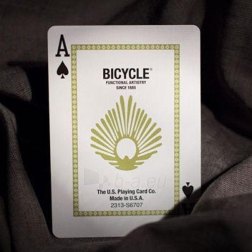 Bicycle Peacock kortos (Žalios) Paveikslėlis 3 iš 12 251010000228