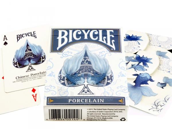 Bicycle Porcelain kortos Paveikslėlis 7 iš 7 310820125966