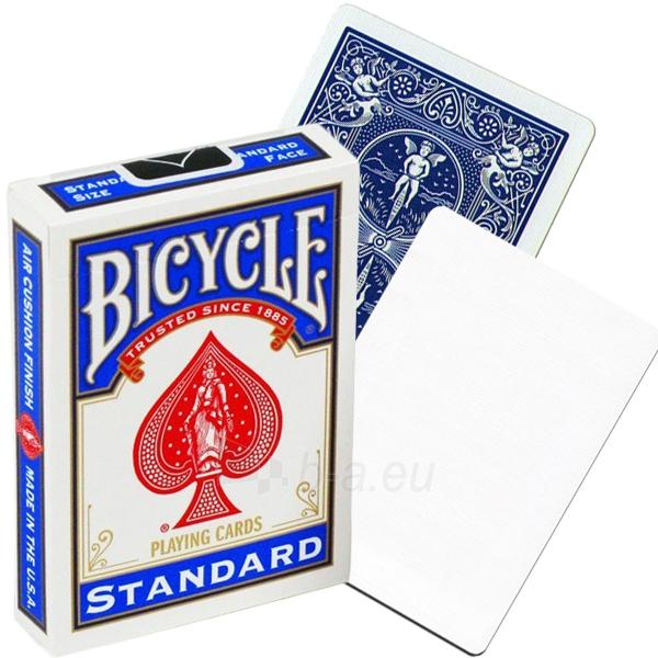 Bicycle Rider back no face kortos (Mėlynos) Paveikslėlis 3 iš 3 310820066754