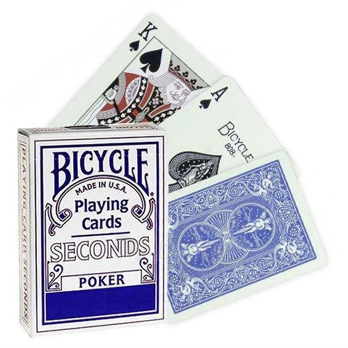 Bicycle Seconds kortos (Mėlynos) Paveikslėlis 4 iš 4 251010000239