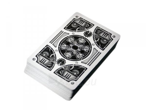 Bicycle Silver Steampunk kortos Paveikslėlis 15 iš 16 251010000242