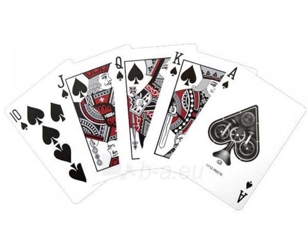 Bicycle Silver Steampunk kortos Paveikslėlis 7 iš 16 251010000242