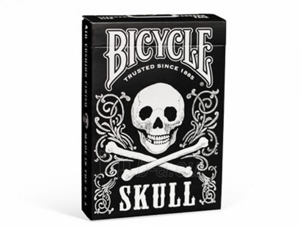 Bicycle Skull kortos Paveikslėlis 1 iš 11 251010000243