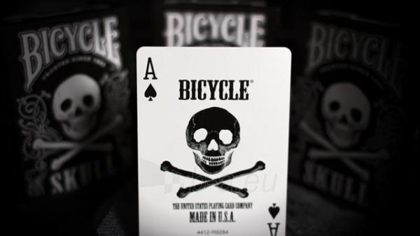 Bicycle Skull kortos Paveikslėlis 10 iš 11 251010000243
