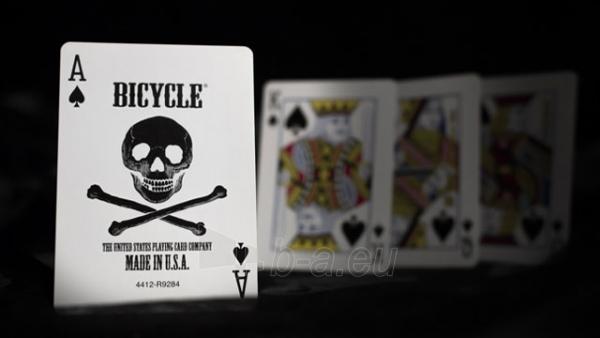 Bicycle Skull kortos Paveikslėlis 8 iš 11 251010000243