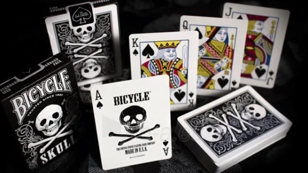 Bicycle Skull kortos Paveikslėlis 7 iš 11 251010000243