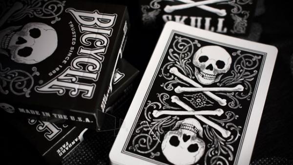 Bicycle Skull kortos Paveikslėlis 6 iš 11 251010000243