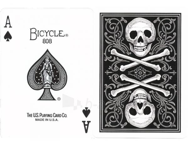 Bicycle Skull kortos Paveikslėlis 5 iš 11 251010000243