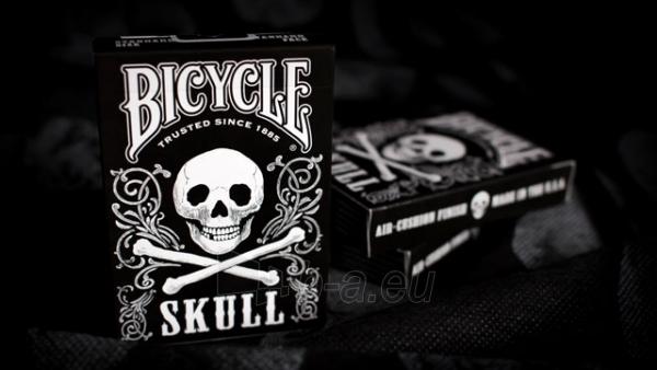 Bicycle Skull kortos Paveikslėlis 4 iš 11 251010000243