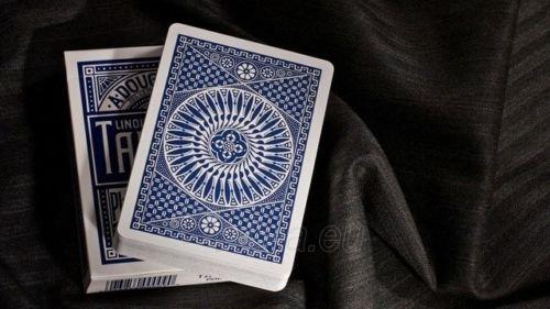 Bicycle Tally-Ho Circle kortos (Mėlynos) Paveikslėlis 6 iš 10 251010000245