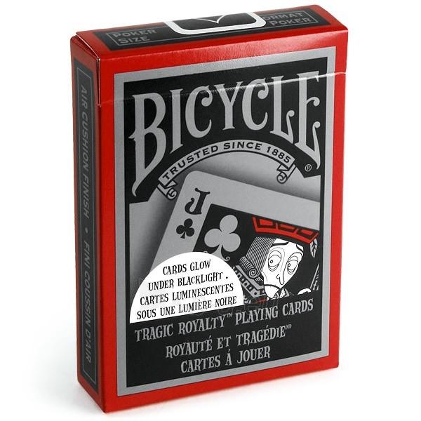 Bicycle Tragic Royalty kortos Paveikslėlis 1 iš 14 251010000247