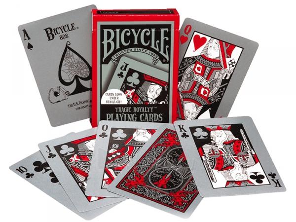 Bicycle Tragic Royalty kortos Paveikslėlis 12 iš 14 251010000247