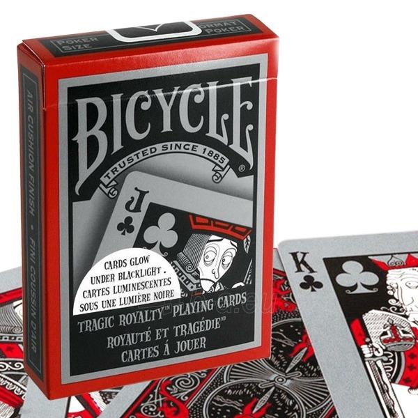 Bicycle Tragic Royalty kortos Paveikslėlis 8 iš 14 251010000247