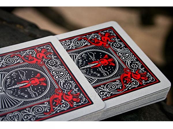 Bicycle Tragic Royalty kortos Paveikslėlis 5 iš 14 251010000247