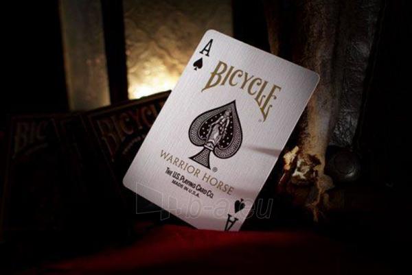 Bicycle Warrior Horse kortos Paveikslėlis 13 iš 14 251010000248