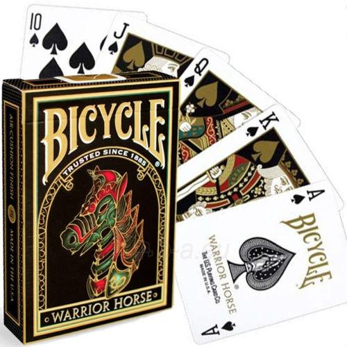 Bicycle Warrior Horse kortos Paveikslėlis 9 iš 14 251010000248