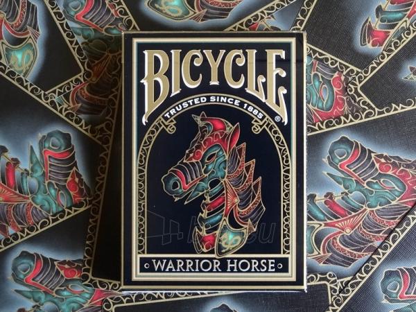 Bicycle Warrior Horse kortos Paveikslėlis 7 iš 14 251010000248