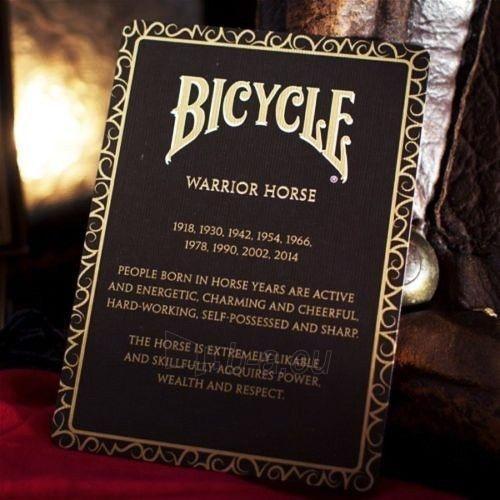 Bicycle Warrior Horse kortos Paveikslėlis 4 iš 14 251010000248