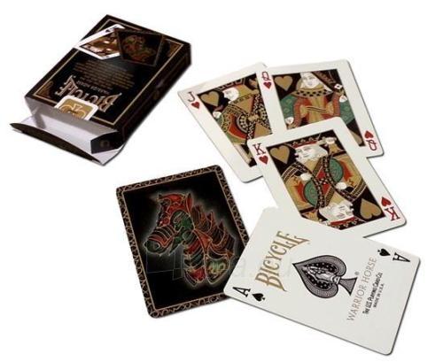 Bicycle Warrior Horse kortos Paveikslėlis 3 iš 14 251010000248