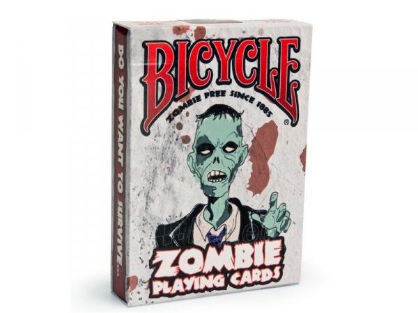 Bicycle Zombie kortos Paveikslėlis 1 iš 15 251010000254