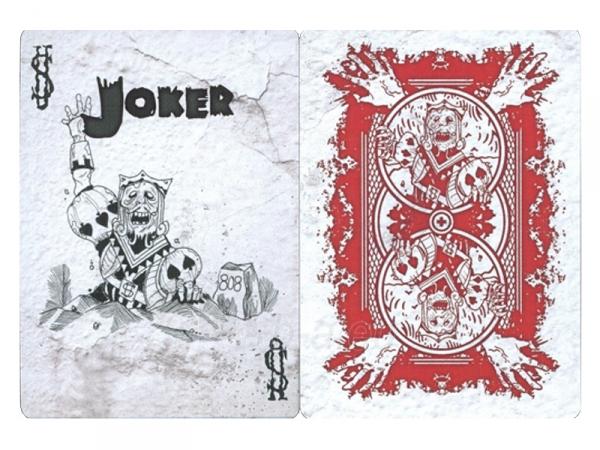 Bicycle Zombie kortos Paveikslėlis 14 iš 15 251010000254