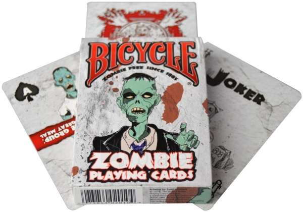 Bicycle Zombie kortos Paveikslėlis 13 iš 15 251010000254