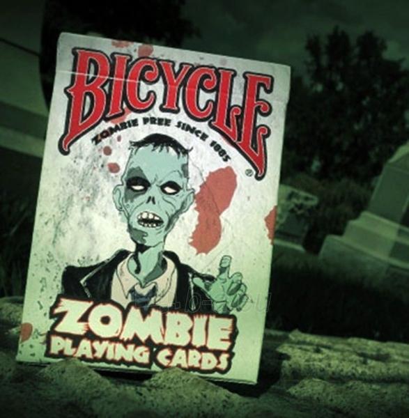 Bicycle Zombie kortos Paveikslėlis 6 iš 15 251010000254