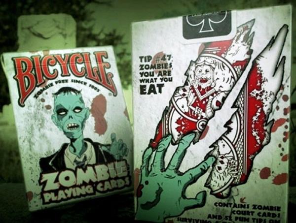 Bicycle Zombie kortos Paveikslėlis 5 iš 15 251010000254