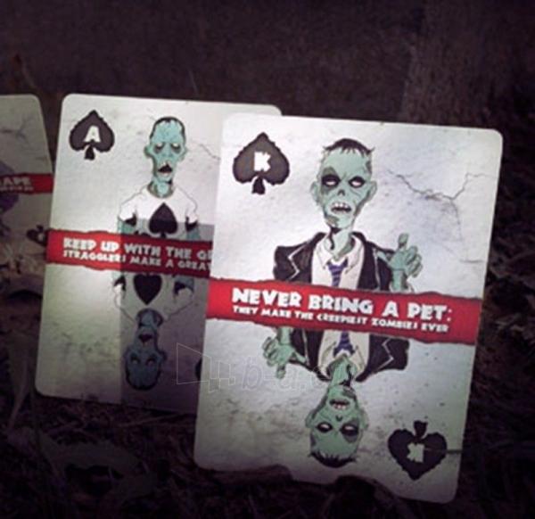 Bicycle Zombie kortos Paveikslėlis 4 iš 15 251010000254