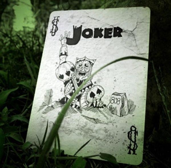 Bicycle Zombie kortos Paveikslėlis 15 iš 15 251010000254