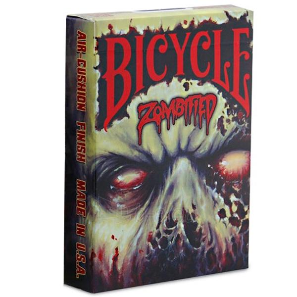Bicycle Zombified kortos Paveikslėlis 1 iš 11 251010000255