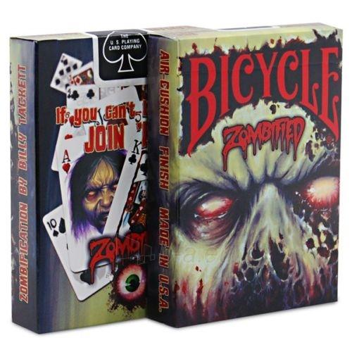 Bicycle Zombified kortos Paveikslėlis 4 iš 11 251010000255