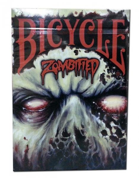 Bicycle Zombified kortos Paveikslėlis 3 iš 11 251010000255