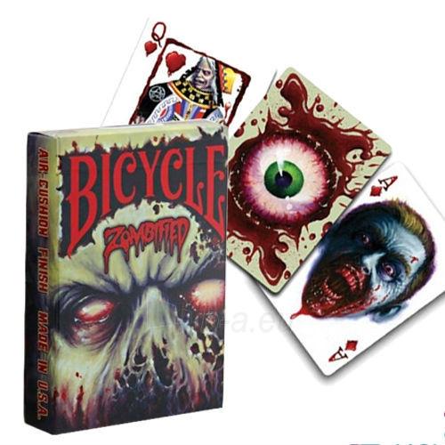 Bicycle Zombified kortos Paveikslėlis 11 iš 11 251010000255