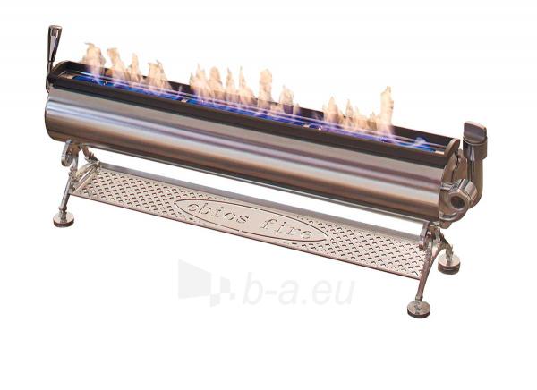 Bio židinys Spartherm Steel, nerūdijančio plieno Paveikslėlis 1 iš 3 310820236042