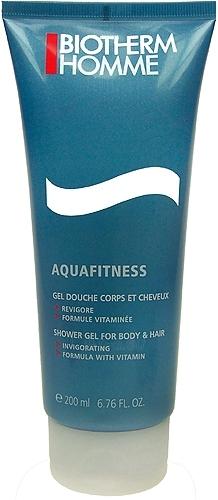Biotherm Aquafitness Gel Douche Cosmetic 200ml Paveikslėlis 1 iš 1 2508950000013