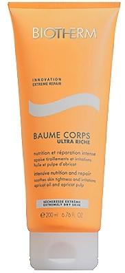 Biotherm Baume Corps Ultra Riche Body Balm Cosmetic 200ml (testeris) Paveikslėlis 1 iš 1 250850200075