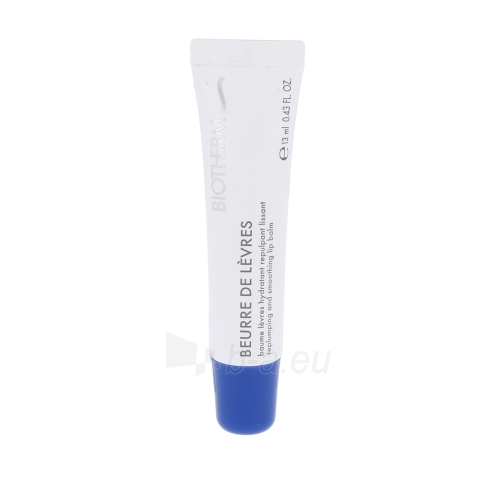 Biotherm Beurre De Levres Lip Balm Cosmetic 13ml Paveikslėlis 1 iš 1 250872200159