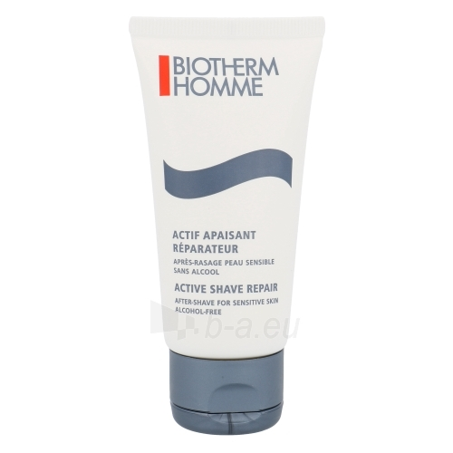 Biotherm Homme Active Shave Repair Alcohol Free Cosmetic 50ml Paveikslėlis 1 iš 1 250881300660